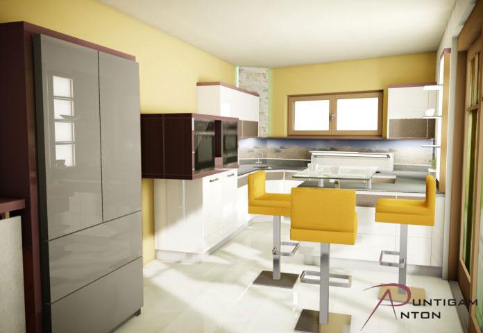 A Puntigam Einrichtungen Landhausküche